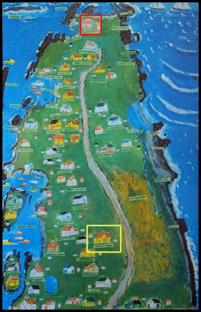 Map of West Head 4 x 6