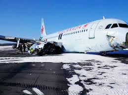 AC 624 Crash