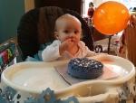 Maddie's CakeSmash