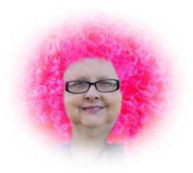 Melda Pink Hair