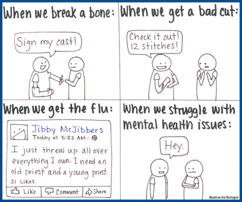 Mental Illness-2 WB