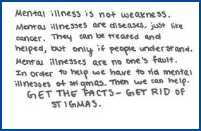 Mental Illness-WB
