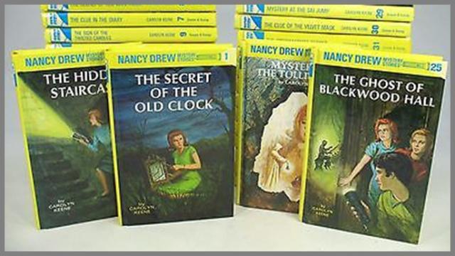 Nancy Drew 5