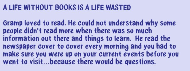 A Life Without Books