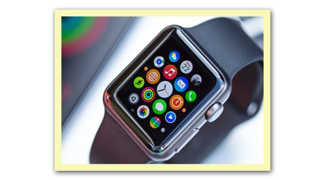 PRAGUE, CZECH REPUBLIC - June 22, 2015: New wearable Apple Watch